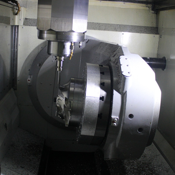 5 axis precision machining